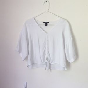 White Blouse *3 for $15*